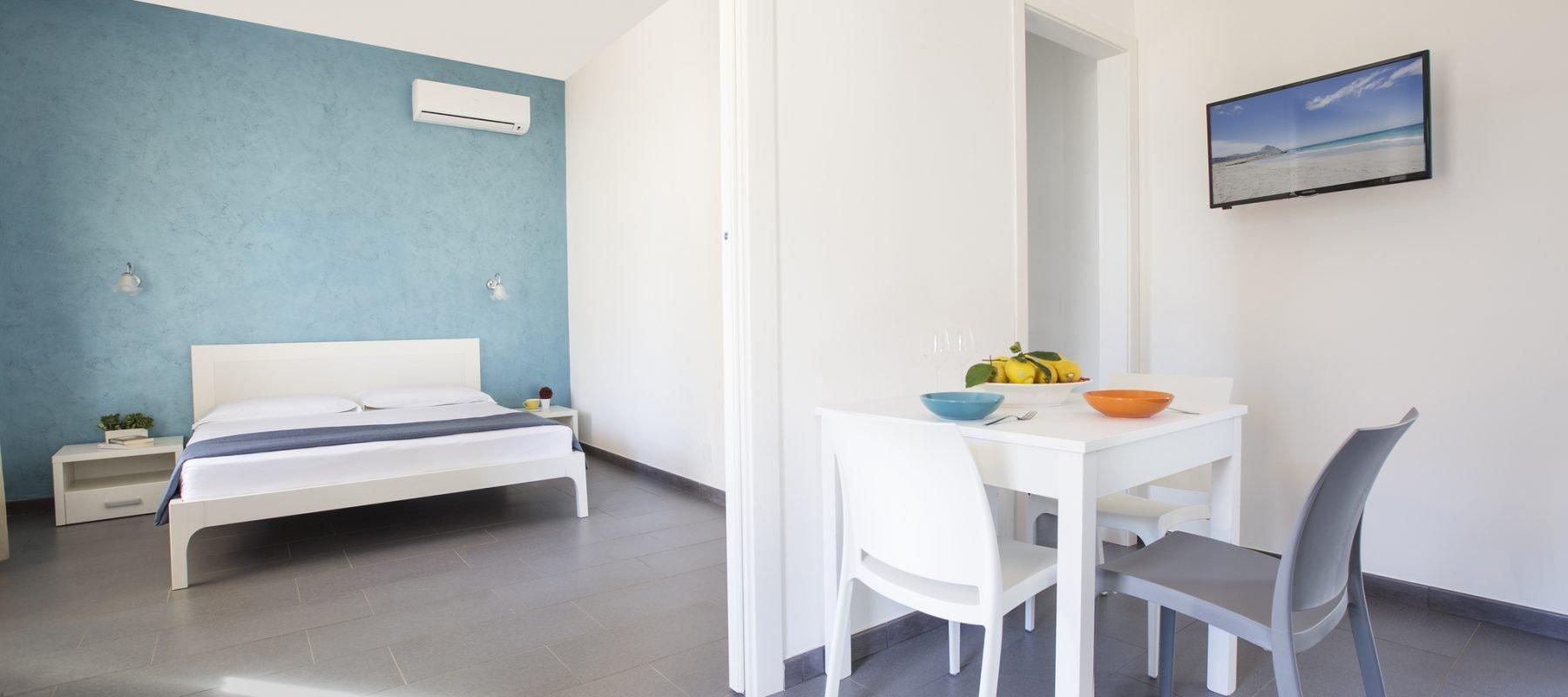 Appartamenti moderni e spaziosi